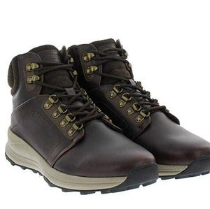 KHOMBU MEN'S OUTDOOR LEATHER BOOTS